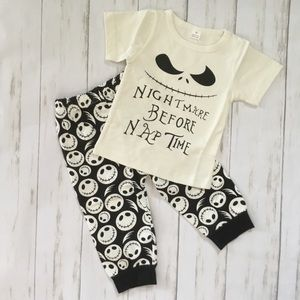 Other - Nightmare Before Naptime Set